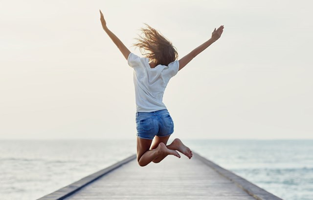 15 reasons to jump for joy