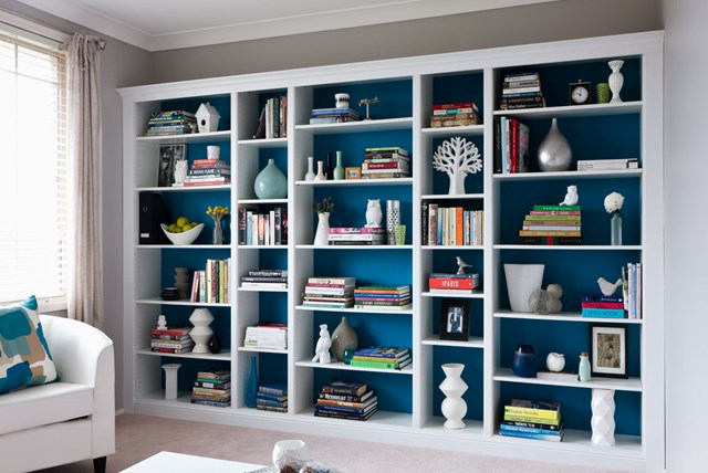 How to build a budget-wise bookcase
