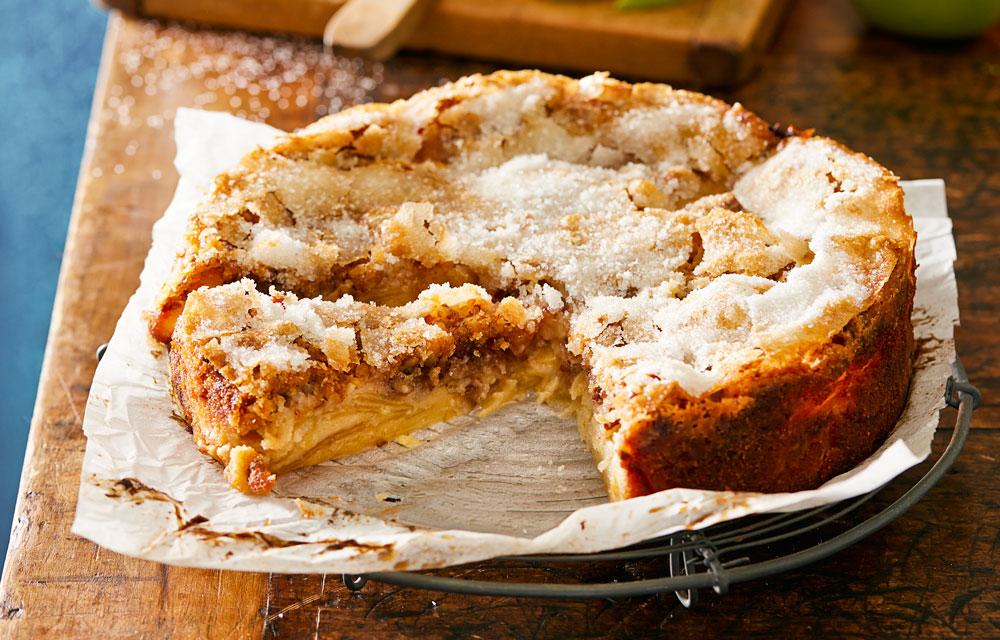 Gluten-free apple and pecan cake - DIY, Gardening, Craft ...