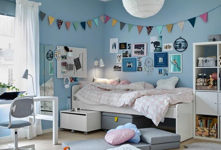 Girls Bedroom Ideas 20 Girls Room Ideas Better Homes And Gardens